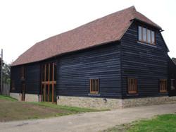 Nye Saunders, Amberley Farm Barn