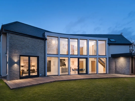 Completion of Two Modern Homes on Frith Hill, Godalming