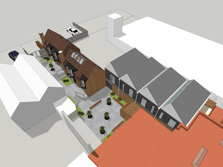 2 new residential schemes get the go-ahead on Godalming High Street