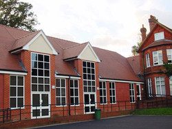 Nye Saunders, Shrewsbury House