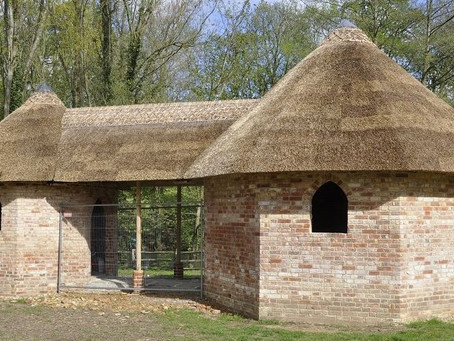 Eastwick Park Dairy at The Weald & Downland Museum