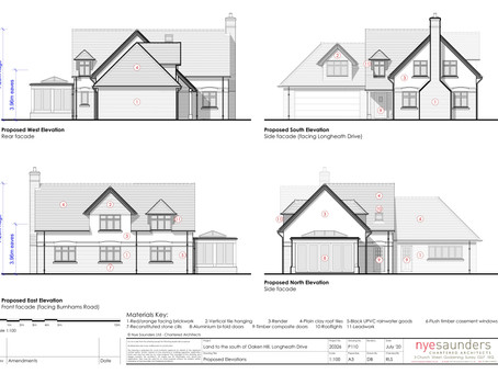 Planning Approval for Garden Plot in Bookham