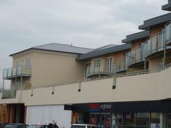Nye Saunders, Hersham Road