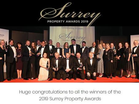 Surrey Property Awards Winner