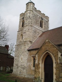 St Peters West Molesey Feb 07025