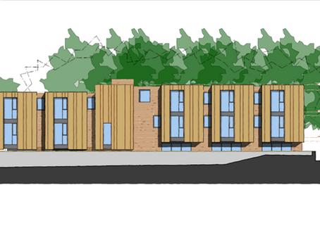Social Housing in Woking