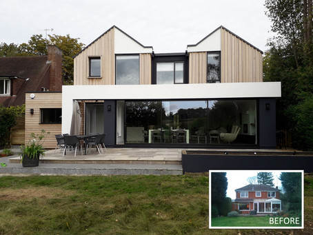 Practical Completion for Guildford Residential Project
