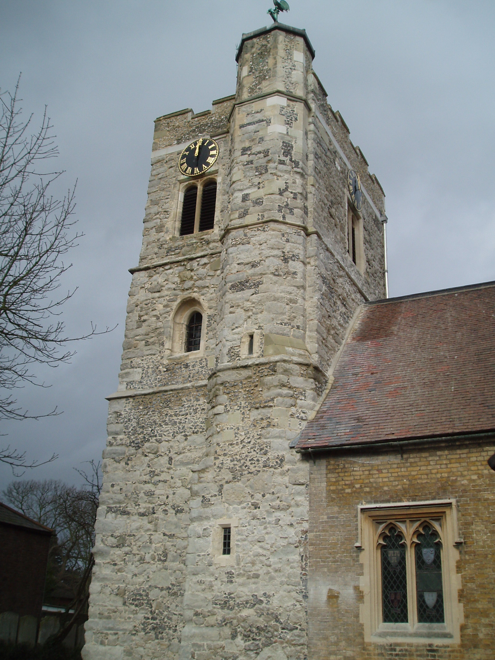 St Peters West Molesey Feb 07029