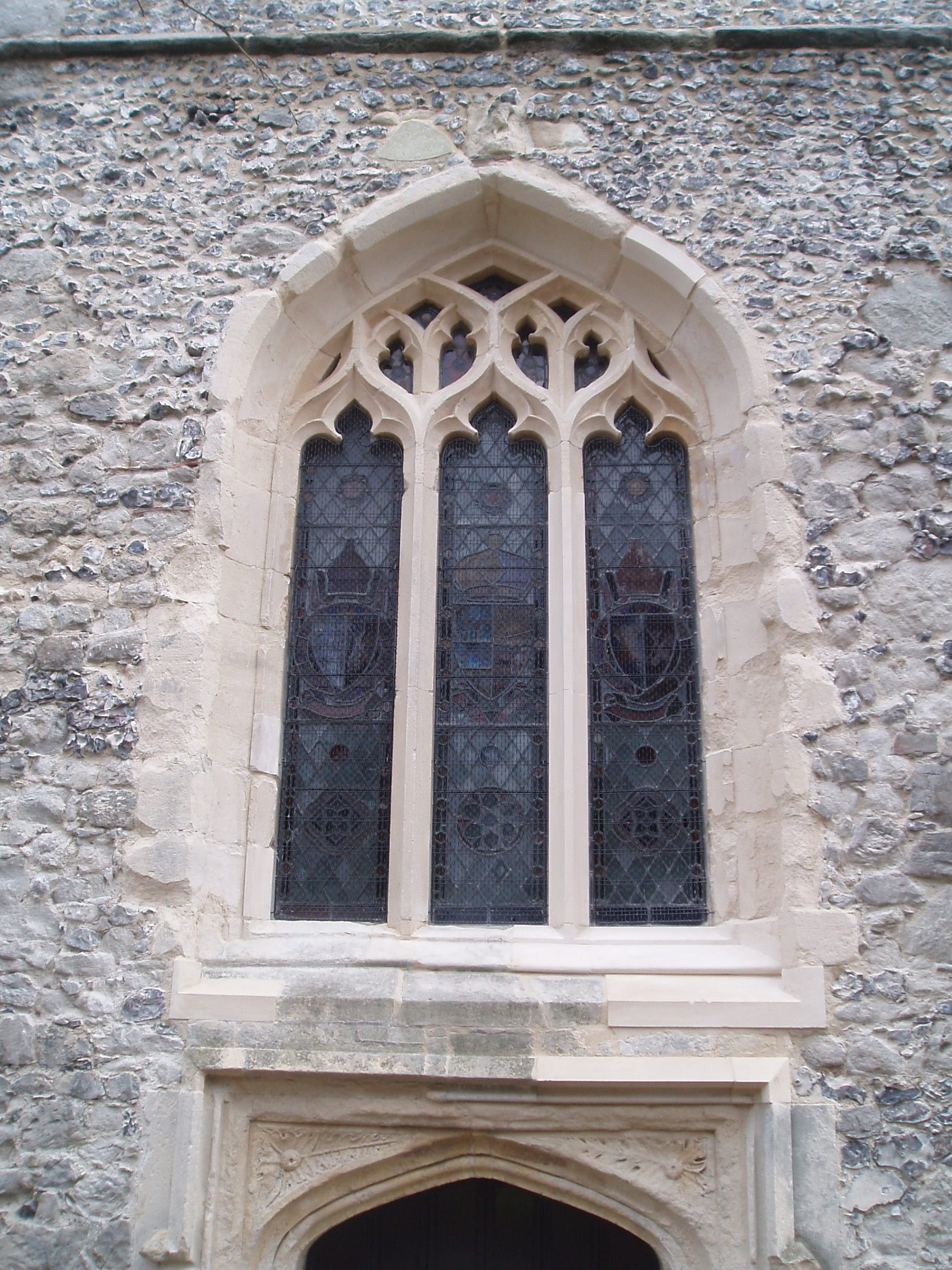 St Peters West Molesey Feb 07027