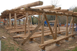 Nye Saunders, Woodland Workshop