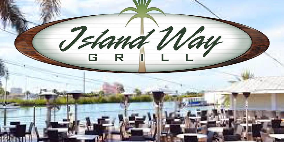 April Luncheon at Island Way Grill
