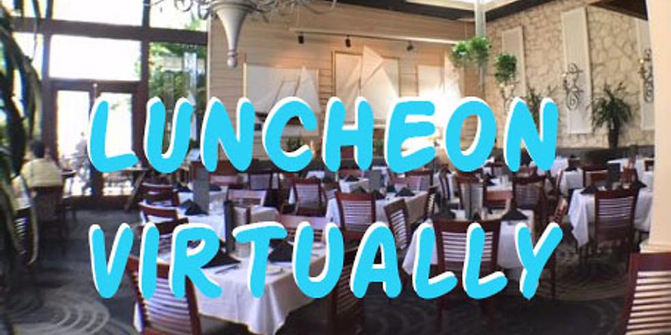 September Luncheon VIRTUALLY