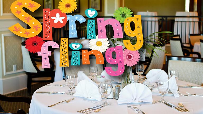 Spring Fling Fundraiser at Belleair Country Club