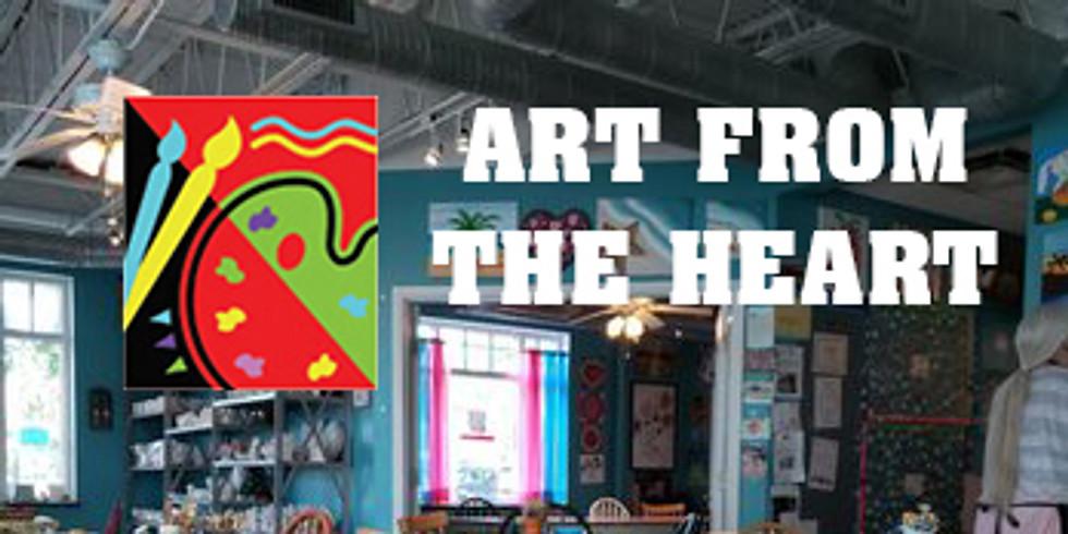 Art from the Heart in Dunedin