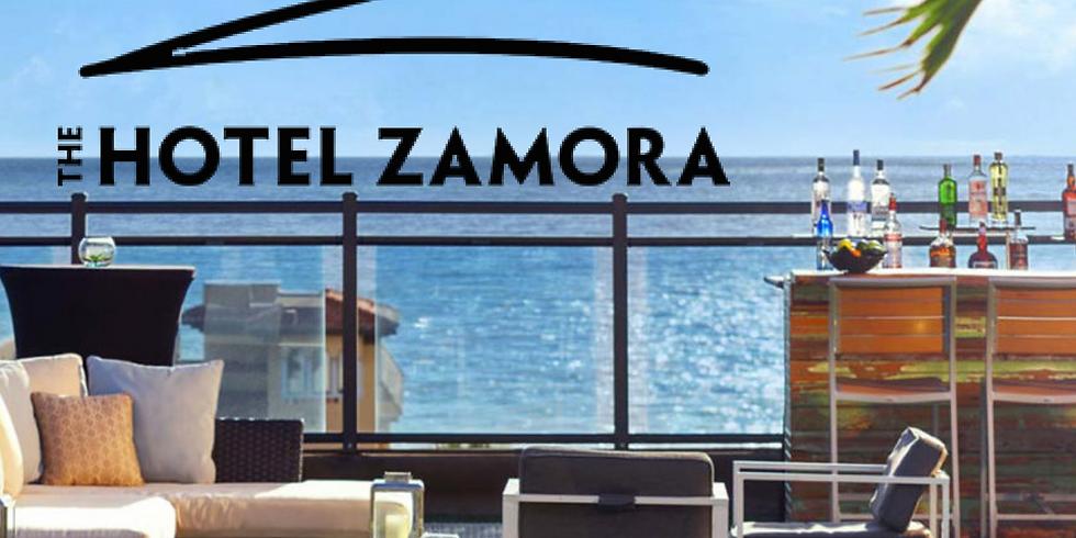 5 O'Clock Somewhere at The Hotel Zamora Rooftop