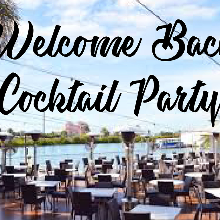 Welcome Back Cocktail Party