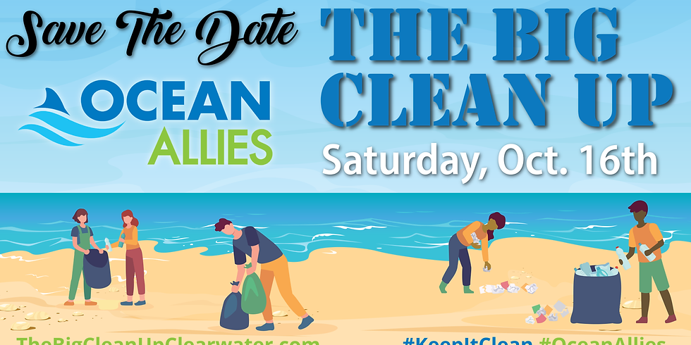 The Big Clean Up Clearwater