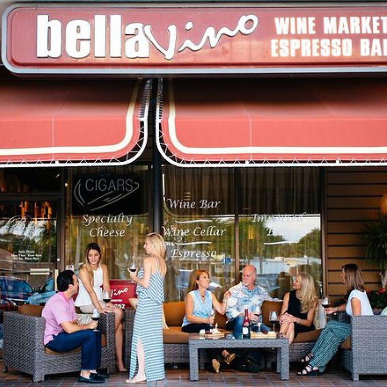 5 O'Clock Somewhere at Bella Vino