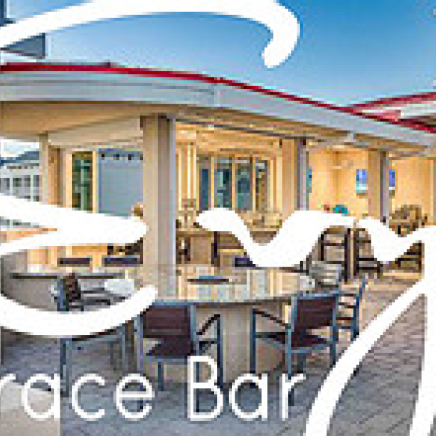 5 O'Clock Somewhere at Evy's Rooftop at the Edge Hotel