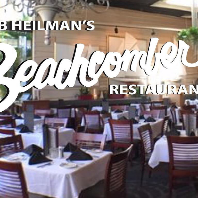 February Luncheon at Bob Heilman's Beachcomber