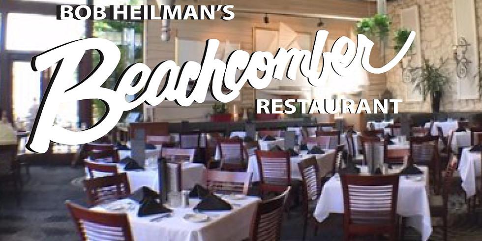 June Luncheon at Bob Heilman's Beachcomber