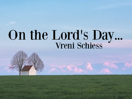 On the Lord's Day...