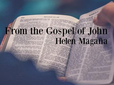 From the Gospel of John