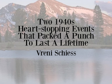 Two 1940s Heart-stopping Events That Packed A Punch To Last A Lifetime