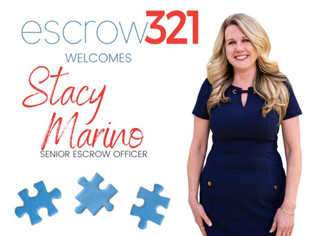 Welcome to the Team Stacy!