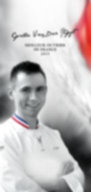 Affiche minoteries 100% Blés Français
