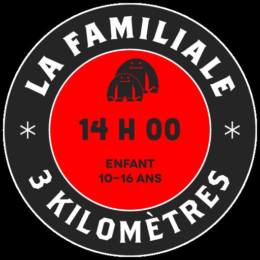 LA FAMILIALE — ENFANT 09 août 14h00