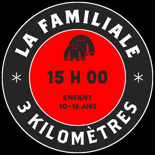 LA FAMILIALE — ENFANT 09 août 15h00