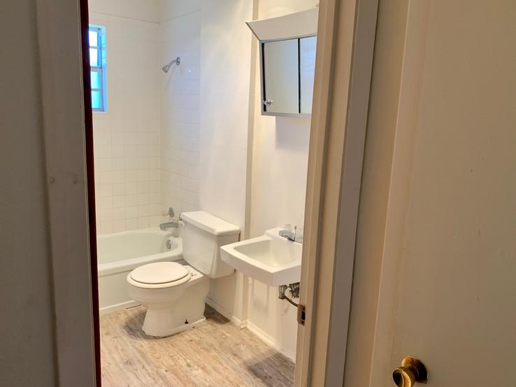 Bathroom from Hall