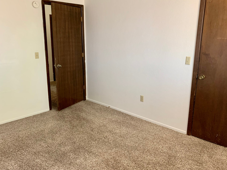 Bedroom to Hall