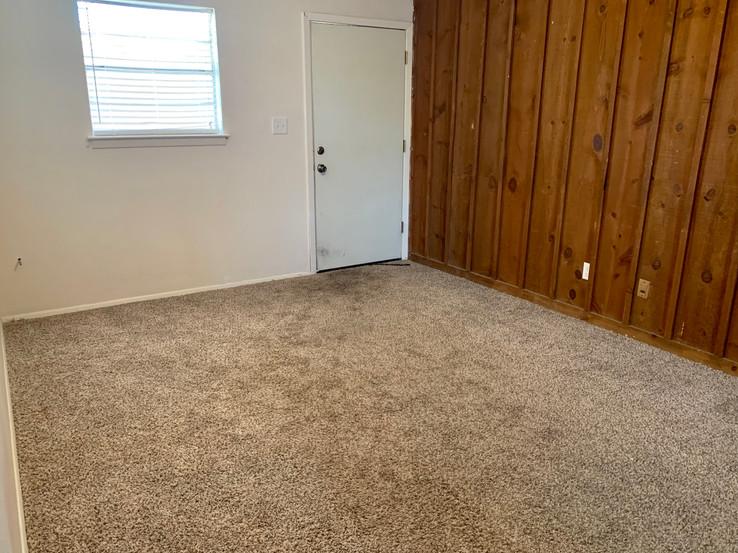 Living Area/Front Door