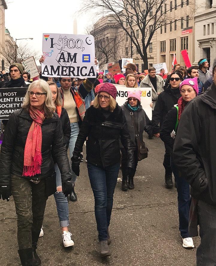 Women's March, Washington DC, Democracy