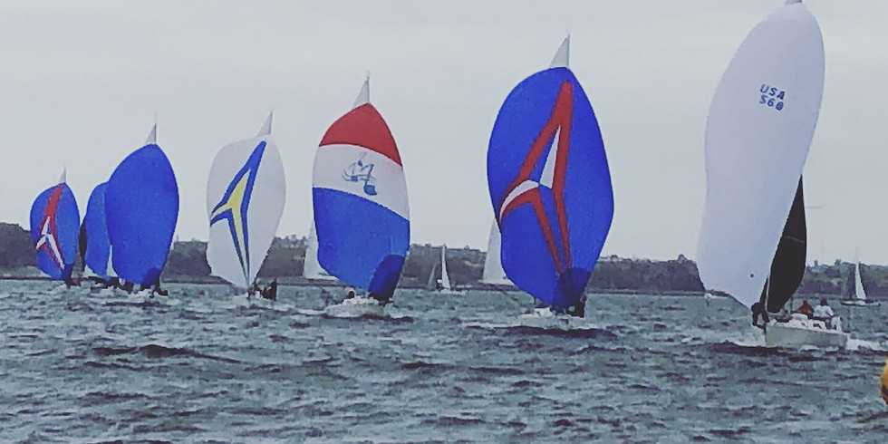 LYC Skippers Meeting For Wednesday Night Race Series