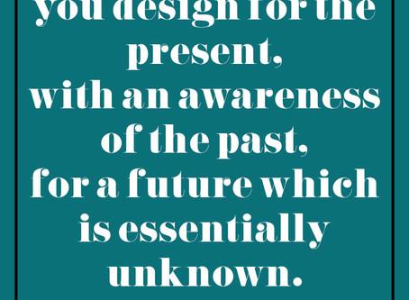 Monday Inspiration: Past, Present, Future