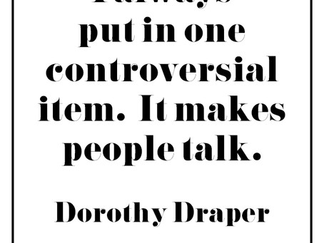 Monday Inspiration: Be Controversial