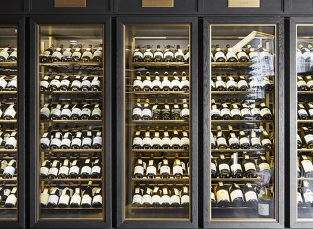 Part One: What you Really Need in a Wine Cellar, and it's Not Wine!: The Essentials