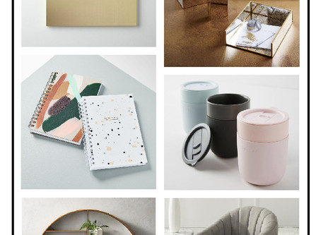10 Fun Finds to Brighten Your Office