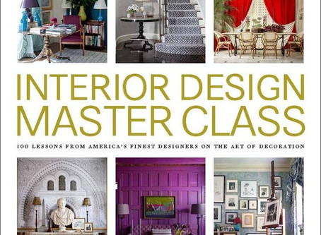 5 Interior Design Books To Help You Through Your Next Project