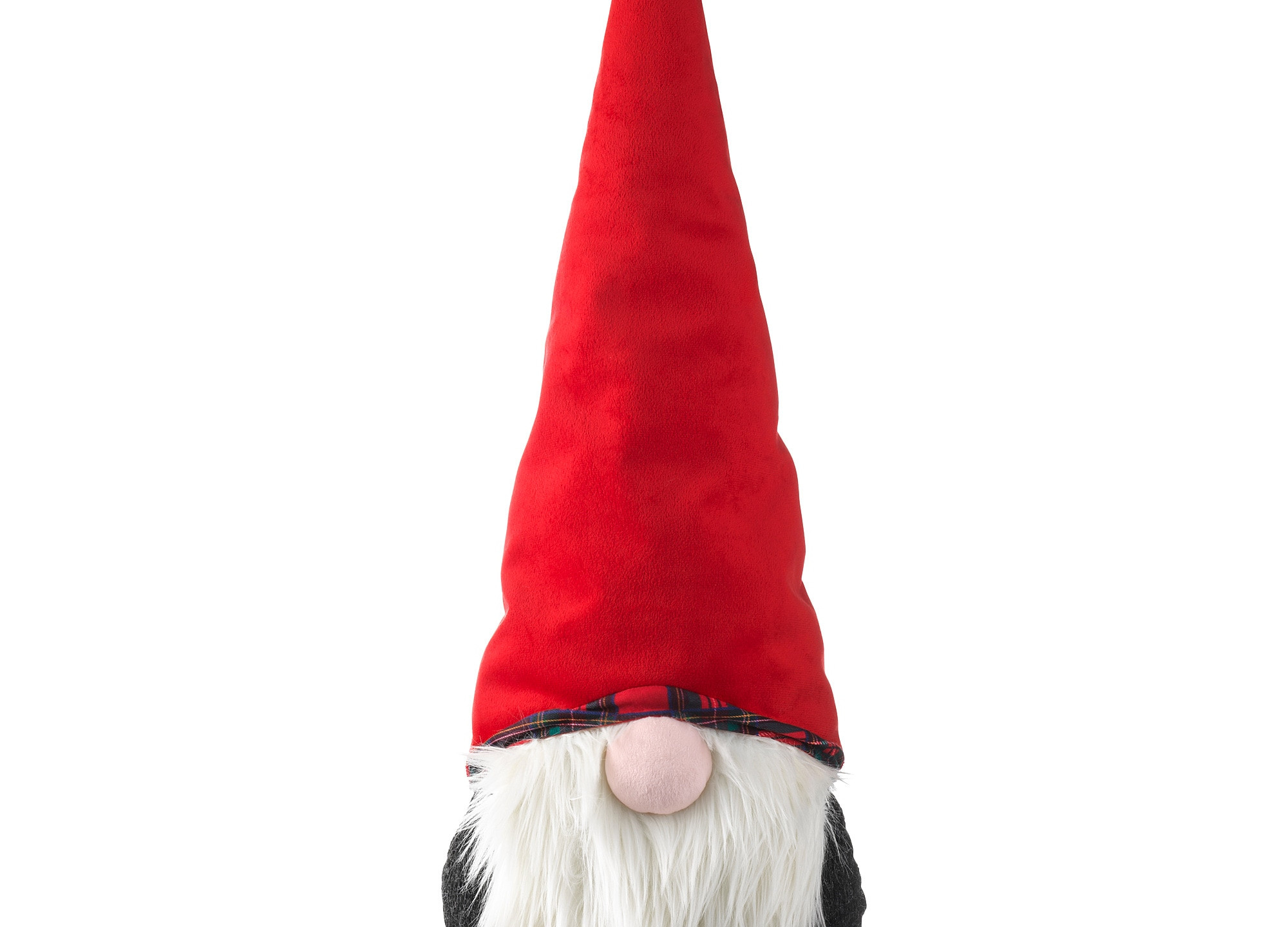 Perfect for creating the ambiance of the holidays. This gnome is good at hugging, listening and is fond of some mischief.