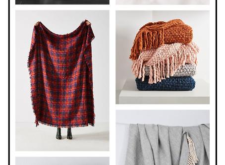 10 Cozy Throw Blankets