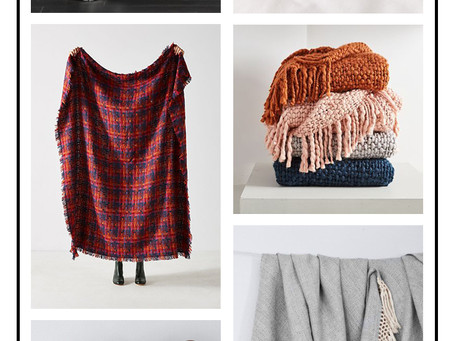 10 Cozy Throw Blankets