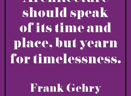 Monday Inspiration: Timelessness