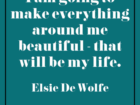 Monday Inspiration: Make Everything Beautiful