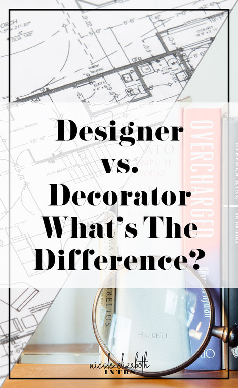 Designer Vs Decorator What Is The Difference