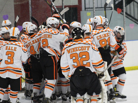 Ice Vols Get First Win of The Season