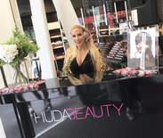 sarah Giggle huda beauty